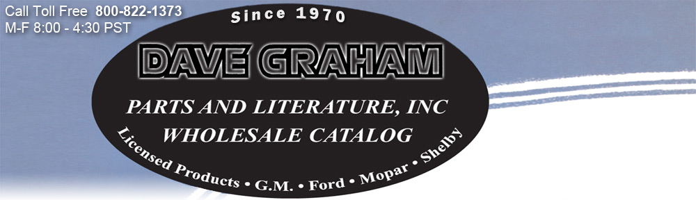 Dave Graham Auto Literature, Inc.